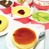 起士蛋糕(6入)