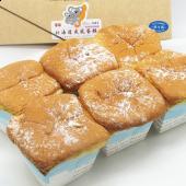 北海道戚風蛋糕(6入)